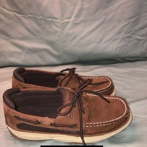 Kids Sperry Top-Sider Size 4.5